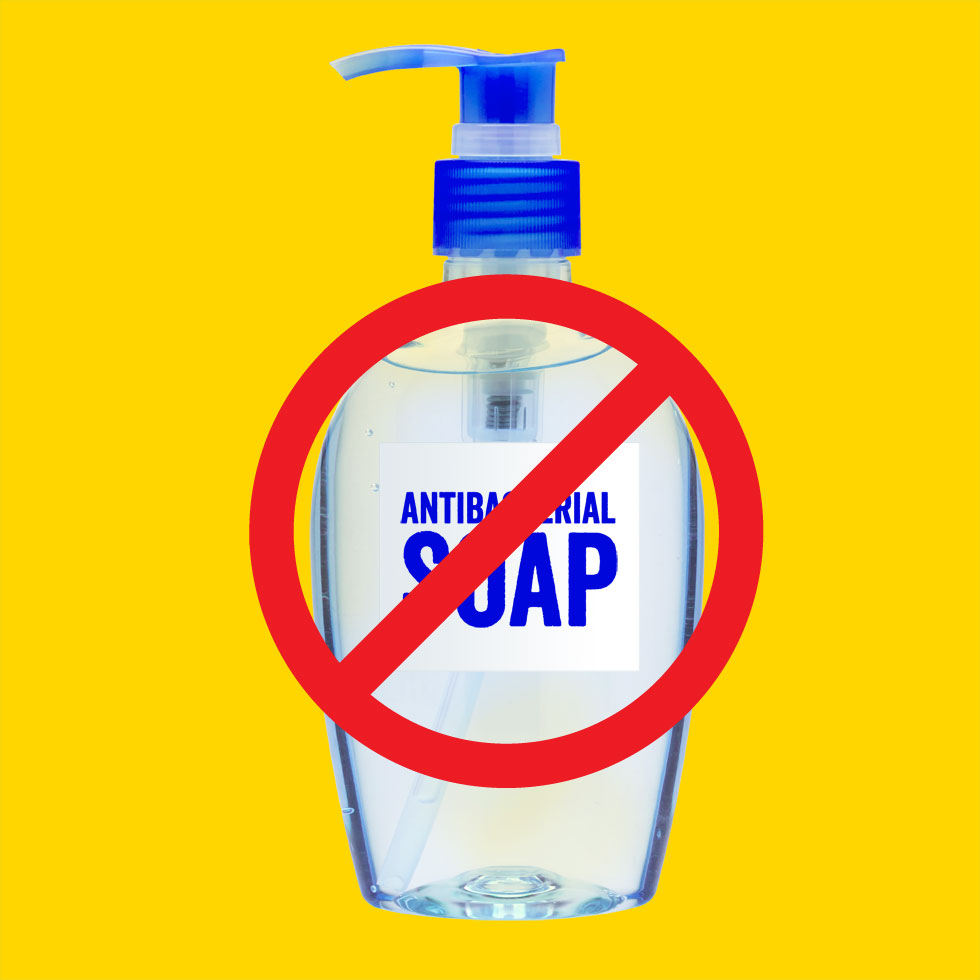 antibacterial soap essay Popular antibacterial soaps and cleaning products could soon disappear from store shelves after the federal government demanded on monday that manufacturers prove that their germ-fighting chemicals were safe and more effective than plain soap and water.