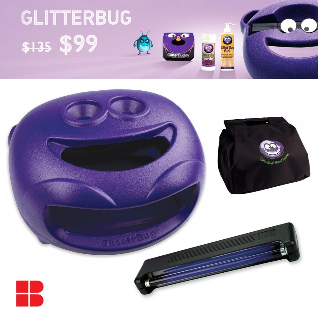 Glitterbug Kit - $99