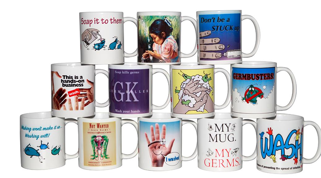 Brevis Handwashing Mug Set 1