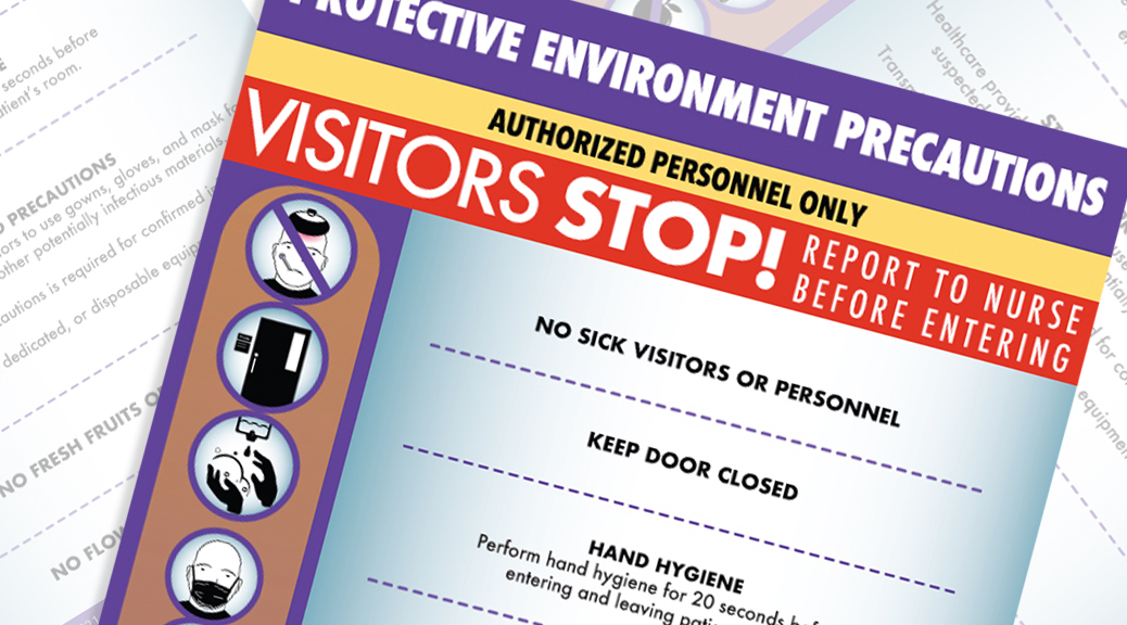 Protective Environment Precautions