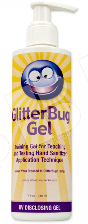 GlitterBug Gel Demo