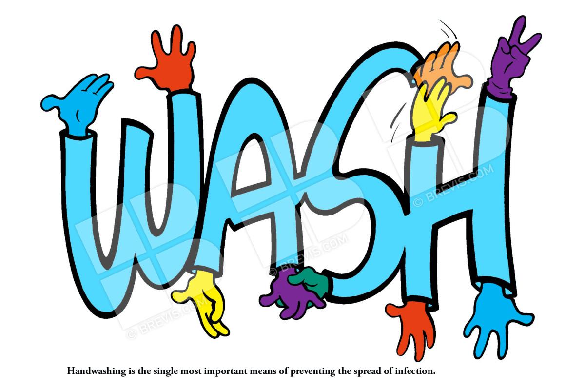 wash handwashing poster brevis