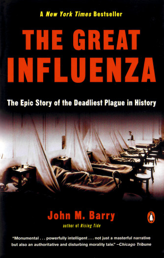 Book: The Great Influenza