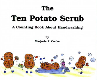 The Ten Potato Scrub book