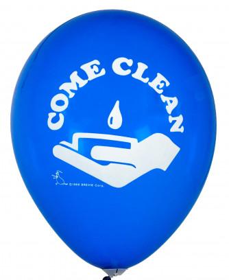 Come Clean Balloons