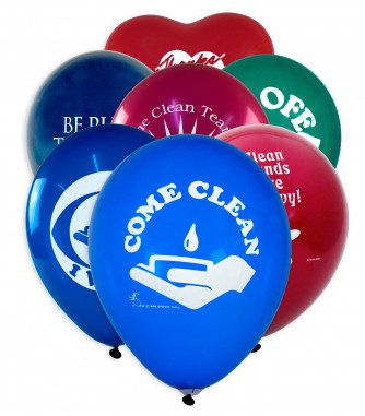 Handwashing Balloon Assortment Package