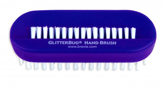 GlitterBug Hand and Nail Scrub Brush