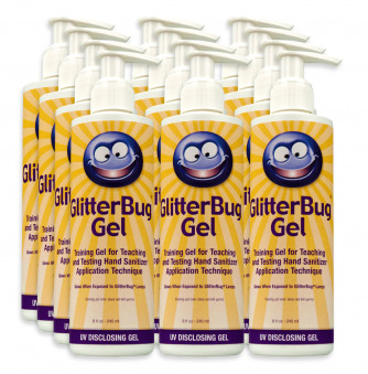GlitterBug Gel 12 pack