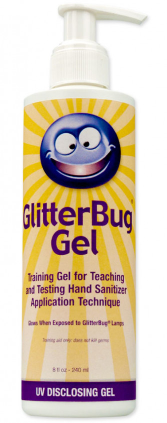 GlitterBug Gel 8 oz. Bottle