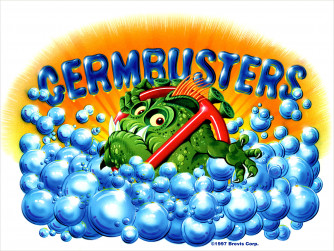 Germbusters2 Poster