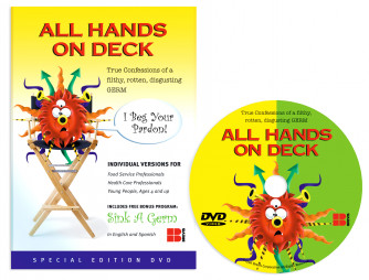 All Hands On Deck DVD