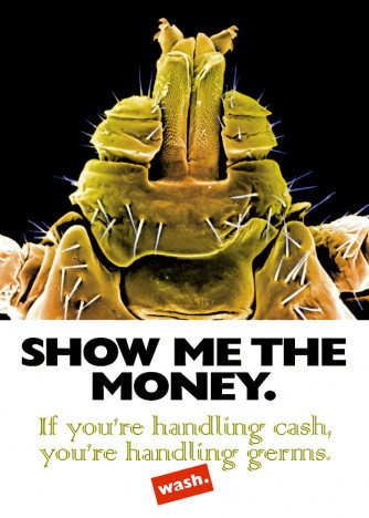 Poster, Show Me The Money