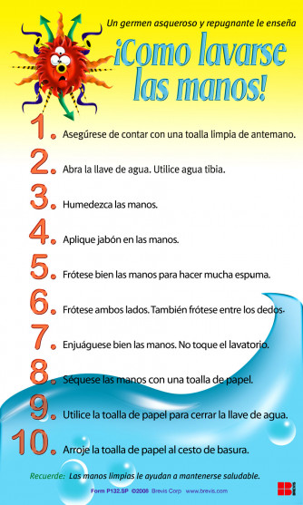 How to Wash (Spanish)