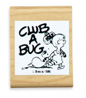 Club a Bug Stamp.