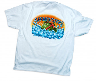GermBusters 2 T-Shirt