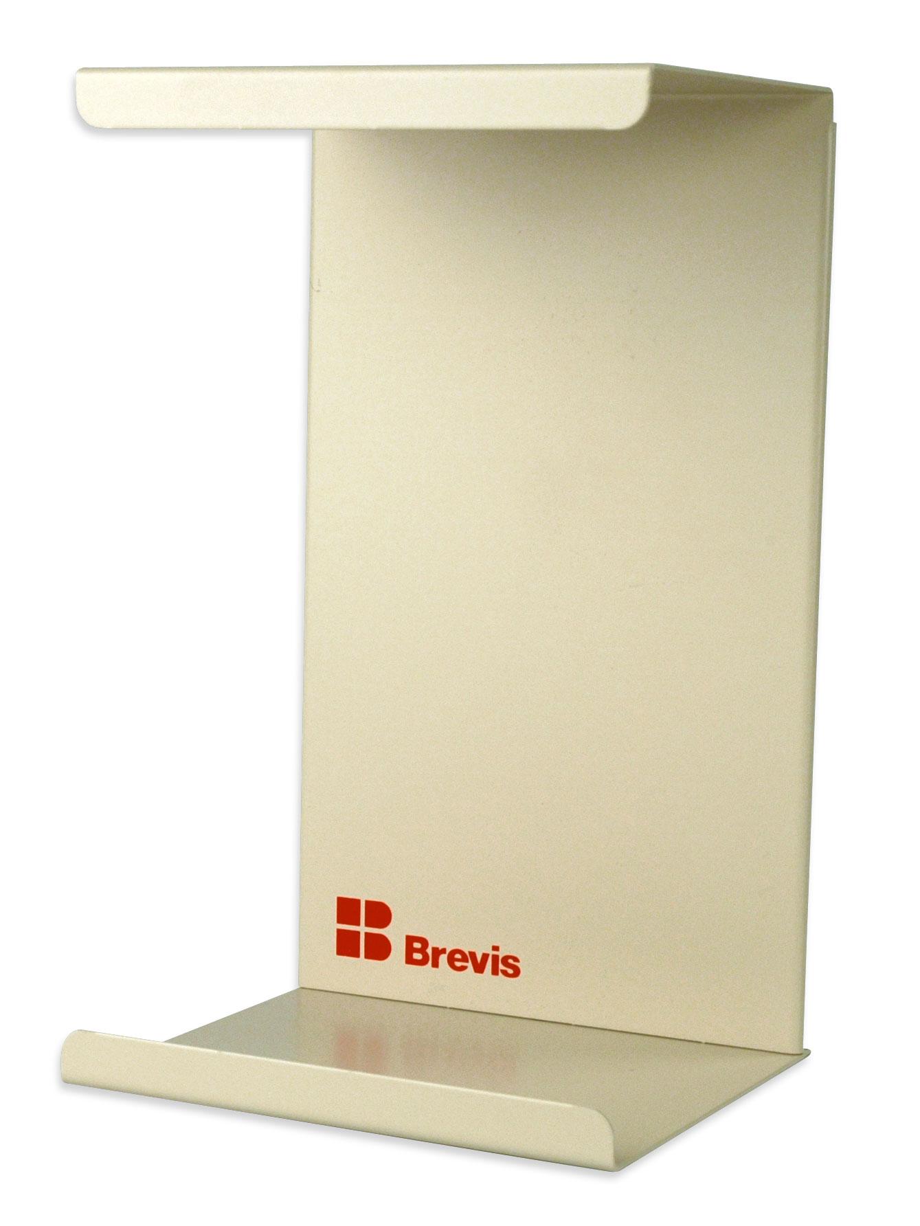 Brevispenser Adjustable Glove Dispenser Bracket Brevis