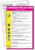 SPR7.PL Standard Precautions Sign